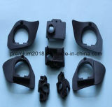 Moldagem por injecção de plástico personalizada Parte Eletrica peças de Injeção de Plástico