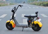 2018 Gorduras Citycoco Scooter eléctrico dos pneus CEE aprovado scooters eléctricas