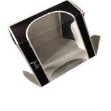Boîte de carton de papier avec fenêtre PVC personnalisés