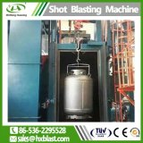 Hakenförmige Granaliengebläse-Maschine der Serien-Q37 für LPG-Zylinder mit Soem-Service
