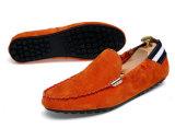 Estilo de moda zapatos hombres plana elástica Volver
