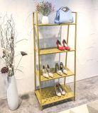 Башмак Металлические лестницы для монтажа в стойку для установки в стойку для хранения используется в гостиной