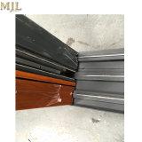 建築材料の熱壊れ目の住宅アルミニウム木製のスライドガラスドア