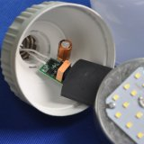 5W/10W/15W/20W/30W E27/B22를 가진 플라스틱 알루미늄 LED 빛 또는 전구