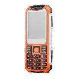 Venda a quente! Vkworld original V3s Telemóvel Elder Phone 2200 Mha espera longa caixa grande orador luzes LED duplo de toque do Telefone Celular