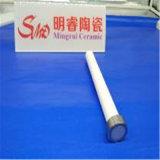 技術的な陶磁器の耐熱性95%のアルミナの陶磁器の絶縁体棒