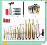 Baro Золотой поставщика высококачественных мини-CO2 цилиндра одноразовые 33G CO2