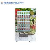 Distributore automatico dell'insalata dell'alimento con il sistema di raffreddamento