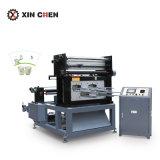 Máquina de corte automático de morrer para a folha de capa de papel