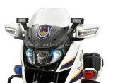 Jinyi 24000W Teslaの電気手段力の管理システムが付いている大きい力の警察のオートバイ