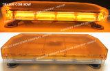80W de Opvlammende en Roterende Lamp van de Gele van de MAÏSKOLF 12-30V van de Noodsituatie Waarschuwing van Lightbar