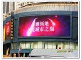 Grande scène de visualisation large affichage LED