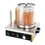 La saucisse commerciale cuiseur vapeur, le réchauffement de la machine Hot Dog