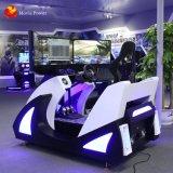 Crazy 3D 5D 7D 9D Motion máquinas de juego simulador de conducción de coche de carreras arcade juego Vr la máquina en venta