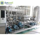 Máquina de enchimento de Bebidas Carbonatadas Sunswell Soprando Combiblock Capping de Enchimento