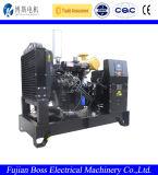 Weifang Engine 디젤 엔진 발전기 세트 디젤 Genset에 의해 강화되는 50Hz 15kw 19kVA Water-Cooling 침묵하는 방음