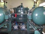 Système de recyclage des déchets de l'huile moteur