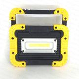 Автономной работы от банка ручной початков 10W Светодиодный прожектор для авто
