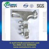 Pinza de aluminio línea polo de montaje y de tipo perno Nii Nii serie/abrazadera de la Mancha