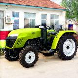 4WDによって動かされる50HP 60HPの農場トラクター
