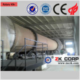 horno rotativo de óxido de zinc de alto rendimiento con la certificación ISO
