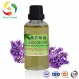 Olio essenziale Flavour& della lavanda naturale pura 100% di fragranza di CAS no. 8000-28-0 /84837-04-7/ 8022-15-9 per i prodotti chimici farmaceutici quotidiani dell'olio di massaggio del corpo
