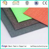 Vêtements de housse de siège de voiture de matières premières pour couvrir un canapé-coussins en tissu