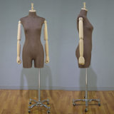 Weinlese-männliches Torso-Mannequin für System-Bildschirmanzeige