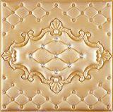 El nuevo panel de pared del diseño 3D para la pared y el techo Decoration-1072