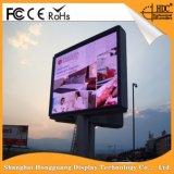 Affichage numérique polychrome élevé extérieur de la définition P6 DEL Pour la publicité