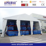 tenda enorme della spalla di 40m per il magazzino esterno provvisorio