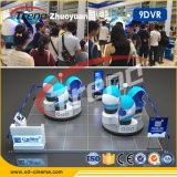 Cinematografo interattivo 9d del simulatore di realtà virtuale dell'uovo di Vr 9d del centro commerciale