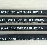 LÄRM En853 R2 2sn hydraulischer Schlauch/Gummischlauch/Hochdruckschlauch