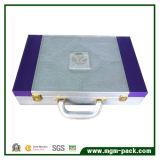 Produit de beauté d'unité centrale de qualité ou cadre en cuir de produit de Heslth