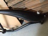 Cadre de bicyclette en alliage d'aluminium avec réservoir de carburant