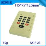 Pour en plastique ABS de conception PCB Instrument du boîtier d'alarme de porte
