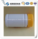 bottiglie farmaceutiche di plastica dell'animale domestico 100ml/bottiglie bianche dell'animale domestico della medicina
