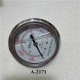 Mètre Waterjet de pompe de jet d'eau de Jetwater (A-2171)