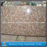 Azulejos de colocación exteriores del suelo/de suelo del granito rojo barato del melocotón G687
