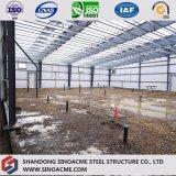Sinoacme Fábrica de prefabricados de estructura de acero pesado arrojar