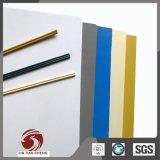 PVC пластмассы Китая химически упорный Bendable покрывает изготовление доски PVC