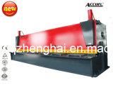 Máquina de cisalhamento hidráulica / cisalhamento mecânico / máquinas de corte de nc