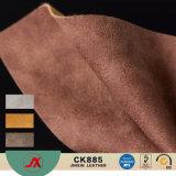 袋のための高品質の模造旧式な偽造品PVC革ファブリックかソファーまたは車または靴
