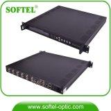 CATV 2 Asi Input Multiplexeur RF MPEG 2