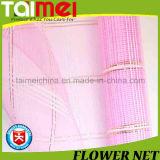 Декоративная сетка взаимозачета для цветов устройство обвязки сеткой