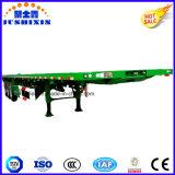 2 Axles/3 de Container van Assen 20FT/40FT/het Platform van de Lading/Flatbed Semi Aanhangwagens van de Vrachtwagen, Vrachtwagens voor Verkoop in Kenia