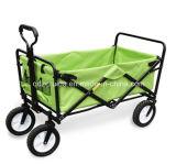 Cadre en acier résistant/réductible Wagon de camping en plein air de pliage