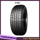 Neumáticos de coche radiales del neumático del vehículo de pasajeros del neumático de la polimerización en cadena de la fábrica de China de la alta calidad