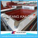 Matraz del molde de la arena de hierro gris del matraz del molde de los matraces del bastidor