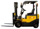 De nieuwe Vorkheftruck van 3 Ton van de Dieselmotor van het Merk Shantui van 2017 Automatische